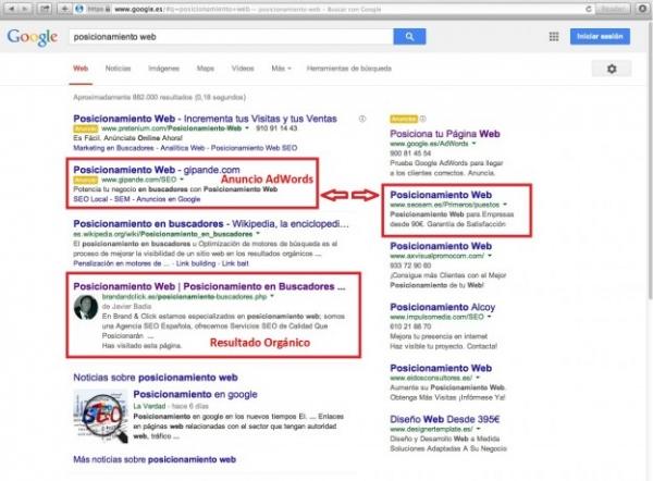 Google ha cambiado de LOOK